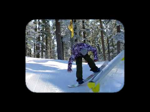 Snowboard Addiction Crash Contest
