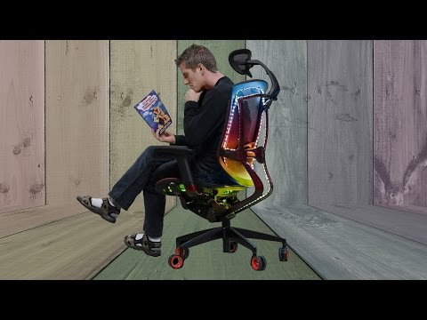 The RGB Chair NO ONE aske ...