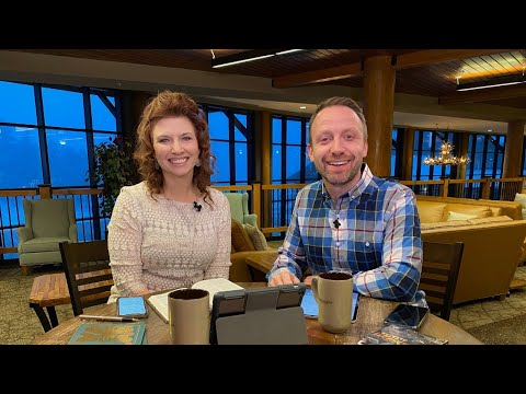 Andrew's Live Bible Study: Ashley Terradez - February 18, 2020