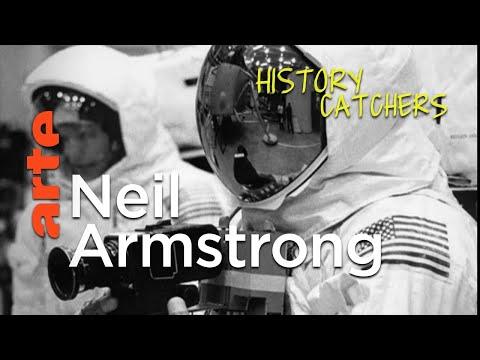 Il est le premier cameraman de la Lune !   History Catchers   ARTE