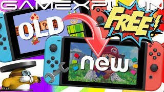 Nintendo Upgrading Old Switches to New Ones For FREE If Purchased After July 17th!