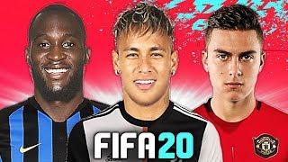 VIA DYBALA, ARRIVA NEYMAR?! 🤑 TOP 10 TRASFERIMENTI FIFA 20 - ESTATE 2019 | Lukaku, Maguire, Suso
