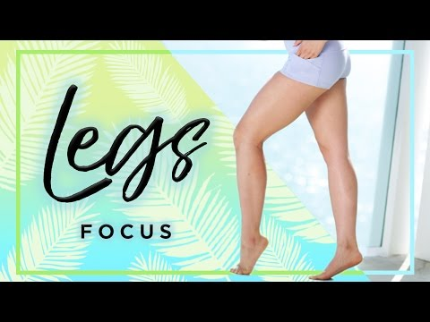 LEGS FOCUS // 6-Week Body Toning Bootcamp #4