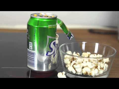 Har du altid drømt om din egen popcornmaskine? Det kan du nemt gøre noget ved.