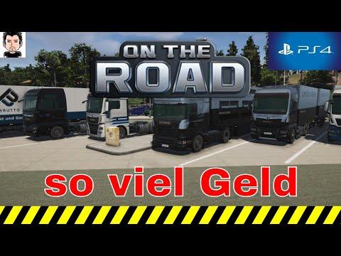 PS4 OnTheRoad mit 1 Angestellten Teil 14 LKW Simulator