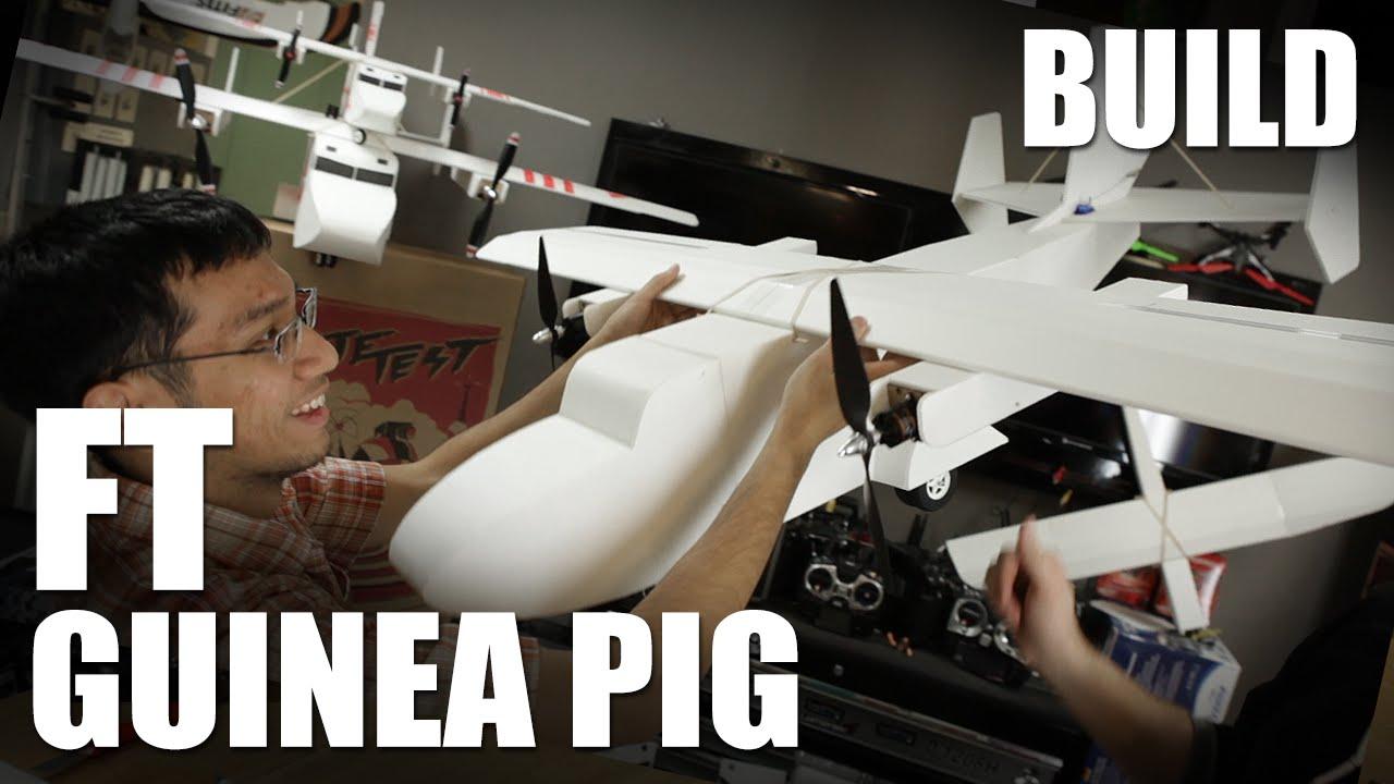 Flite Test | FT Guinea Pig - BUILD | Racer lt