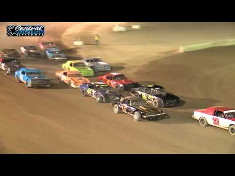 Central Az Speedway Pure Stock Main September 25 2020 - dirt track racing video image