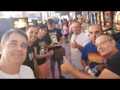 Breve Recorrido por el Museo de Arcade Vintage en IBI (Alicante)