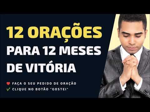 9º DIA - 12 ORAÇÕES PARA 12 MESES DE VITÓRIA