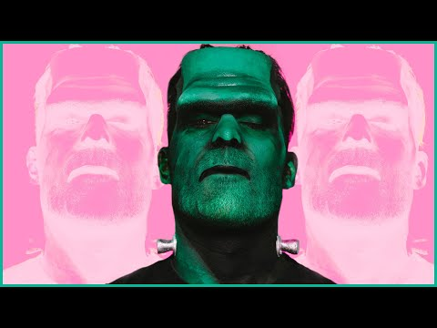 I turned my husband into Frankenstein?s monster