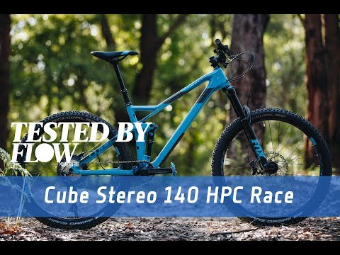 Tested: Cube Stereo 140 HPC Race