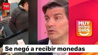 Polémica: Cajera se negó a recibir monedas como pago en supermercado   Muy buenos días