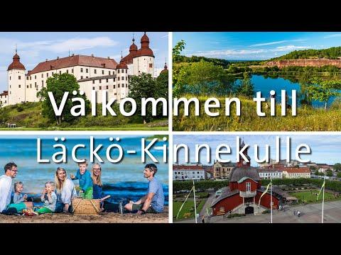 Välkommen till Destination Läckö Kinnekulle