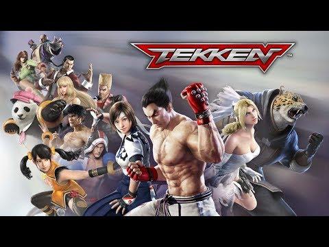 Tekken Mobile - iOS & Android GamePlay