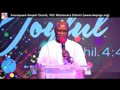 Sunday Worship Service: 1st Sept 2019