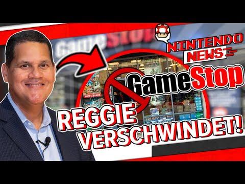 Reggie fliegt bei GameStop raus! | Mario Bros für 310.000 Dollar gelistet [REUP]