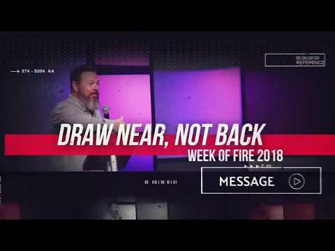 September 9th - Destiny YUMA - Draw Near, Not Back Part 4
