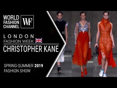 Christopher Kane | Spring-summer 2019 London fashion week