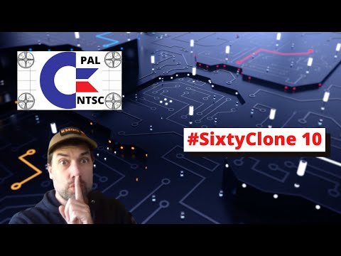 #Sixtyclone 10 - How to convert your PAL board to NTSC