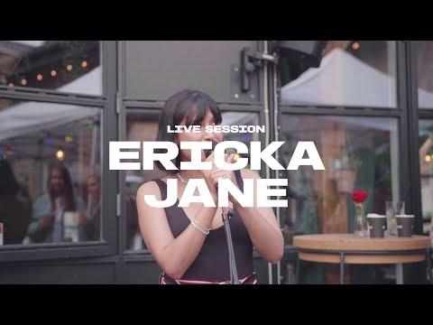 Lyttesession med Ericka Jane – Samsung Music Galaxy