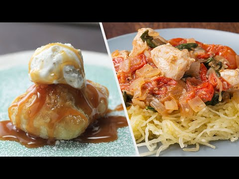 5 Delectable Recipes Perfect For Fall ?Tasty