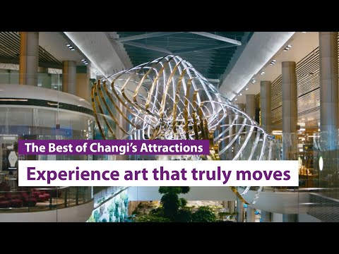 Experience Art That Truly Moves at Terminal 4