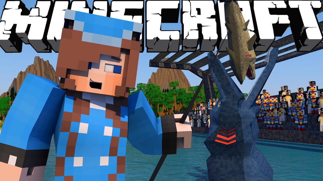 Minecraft Dinosaurs | Jurassic Craft Modded Survival Ep 73