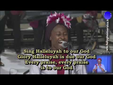 PRAISE AND WORSHIP  RCCG DECEMBER 2019 HOLY GHOST CONGRESS