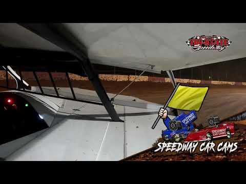 #c35 Casey Willson - Usra B-Modifed - 9-11-2021 Tri-State Speedway - In Car Camera - dirt track racing video image