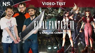 vidéo test Final Fantasy VII par The NayShow