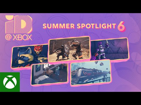 ID@Xbox 2020 Summer Spotlight Series 6