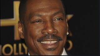 Mo Money: Eddie Murphy Closes A $70 Million Deal With Netflix For His Standup Comeback