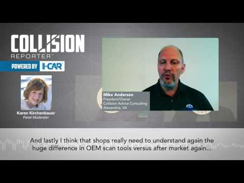 Collision Reporter - Round Table - Embracing Diagnostics