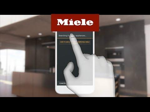 Installera WiFiConn@ct på Android-enheter – integrerad modul I Miele