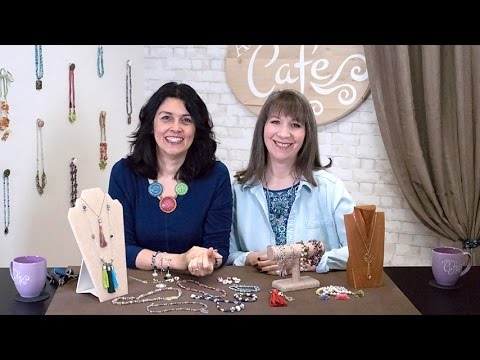 Artbeads Cafe - Mother's Day Ideas with Cynthia Kimura and Cheri Carlson