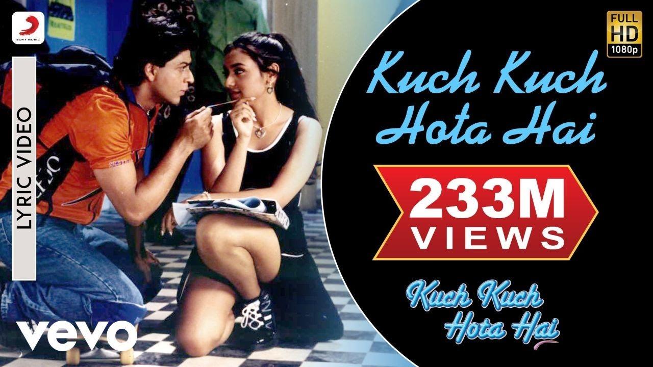 Kuch Kuch Hota Hai Lyric - Title Track | Shah Rukh Khan ...Shahrukh Khan Daughter In Kuch Kuch Hota Hai