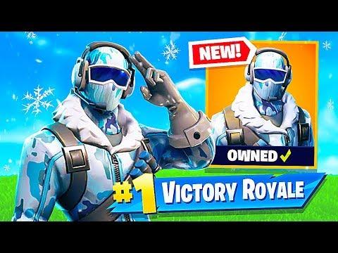 *NEW* Deep Freeze Bundle Frostbite Skin + Random Duos! (Fortnite Live Gameplay) - UC2wKfjlioOCLP4xQMOWNcgg