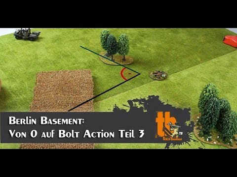 Bolt Action Einsteigerguide