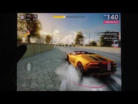 Asphalt 9 Multiplayer Gameplay 603