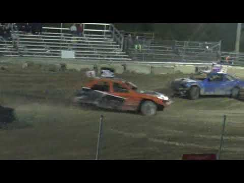 USA Autocross Championship 2018 Heat 4 (Saline,Michigan)
