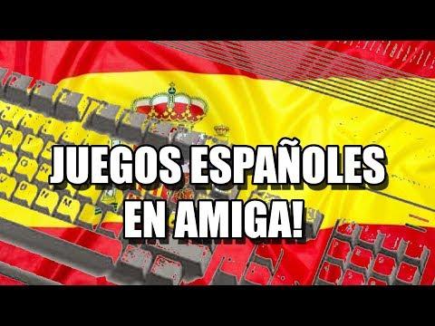 AMIGA SPANISH GAMES
