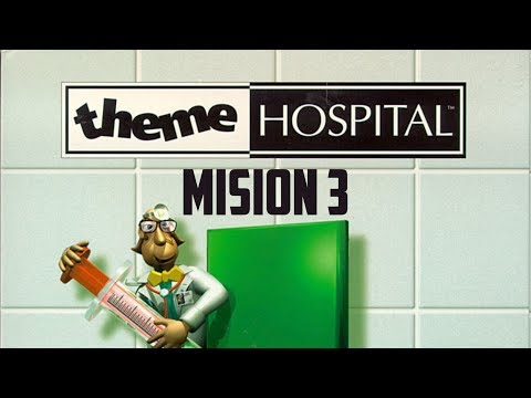 Theme Hospital (1997) - PC - Misión 3