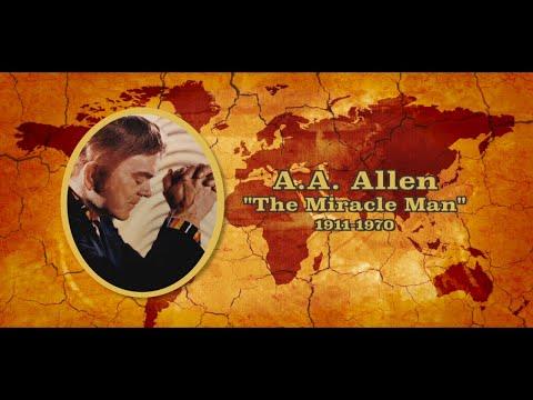 God's Generals Series  A.A. Allen
