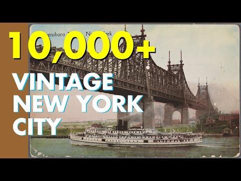 Free VINTAGE New York City Illustrations, Photos & Maps
