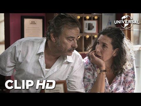 """TODOS LO SABEN - Clip 5 """"Pelea en el bar"""""""