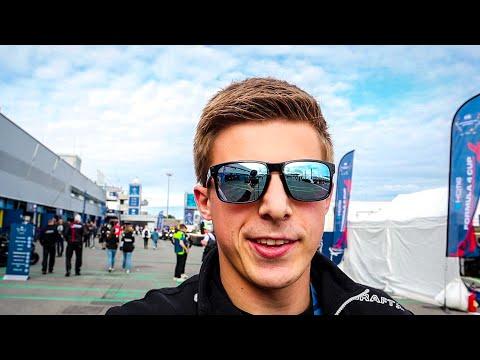 A WEEKEND AT THE FIA MOTORSPORT GAMES | VLOG 35