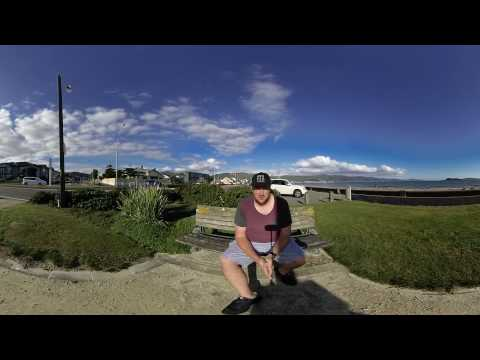 First Impressions of the new Vuze 360 3D 4K Camera
