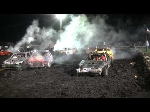 COMPACT WIRE DEMOLITION DERBY SEP 29TH 2018