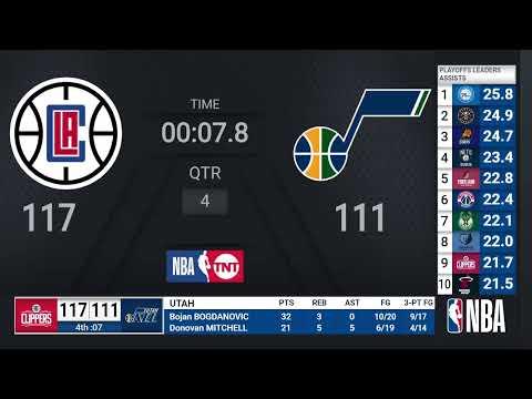 Hawks @ 76ers   NBA Playoffs on TNT Live Scoreboard