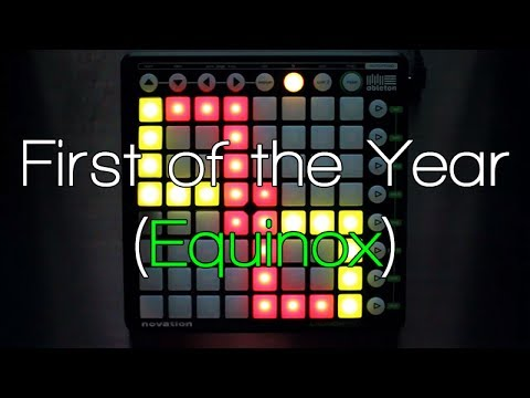 Nev Plays: Skrillex - First of the Year (Equinox) Launchpad Cover - UCMjbH-ClUagombcQrFZfHAg